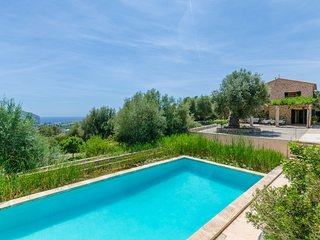 PUIG DE GARRAFA - Villa for 8 people in Andratx