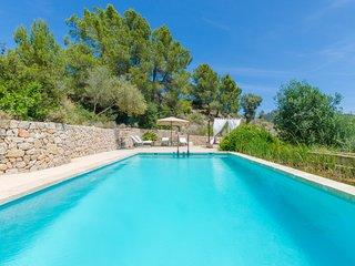 PUIG DE GARRAFA - Villa for 8 people in Andratx