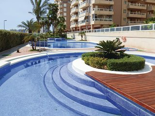 Amazing apartment in San Javier w/ Outdoor swimming pool, 2 Bedrooms and Outdoor