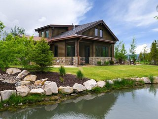 Luxury Ranch Estate, On-Site Horses, Hiking, Biking, Fishing - Lakeside at High