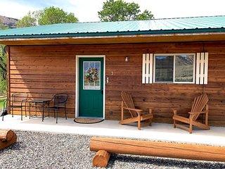 Creek Side Cabin #3