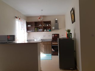 3 bedroom fully furnished home