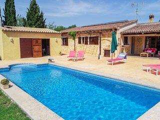 Cobaia - Komfortables Haus mit Pool bei Arta