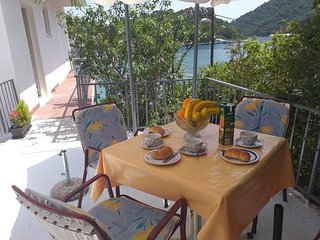 Apartments Paolo - One Bedroom Apartment with Terrace and Sea View - ATTRACTIVE