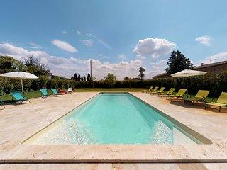 Domaine Paul Huc - Swimming-pool - Wine - Luxury apartement - L'Ecurie