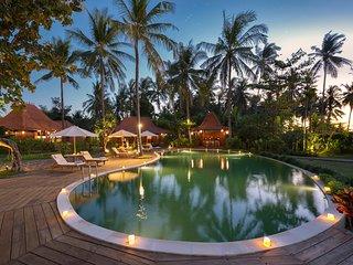 Diamond Beach Villa Lombok