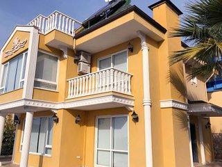 Fantastic 4+1 Villa view Alanya