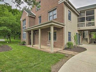 NEW! Spacious Mercersburg Home at Whitetail Resort