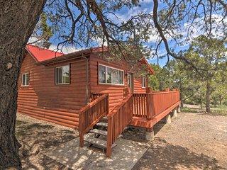 NEW! Cabin 6 Mi to Burr Trail, 32 Mi to Escalante!