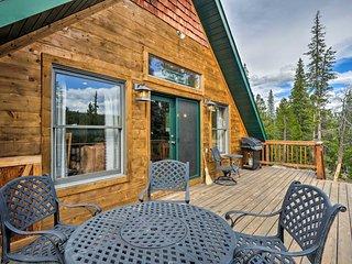 NEW! Alma Home w/Billiards Mins to Skiing & Hiking