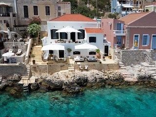 Halki Sea House , Sea front luxury villa