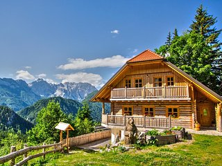 Holiday chalet 'Alpine dreams'