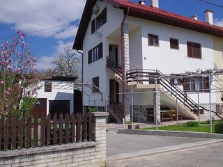 Slunj Apartment Sleeps 4 with Air Con and WiFi - 5807534
