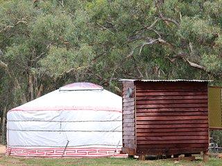 Yarranungara Yurt Retreat - Exclusively Yours