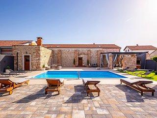 Beautiful Villa Ambar, in Dalmatia