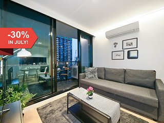 2BR LightHouse Suites in Melbourne CBD