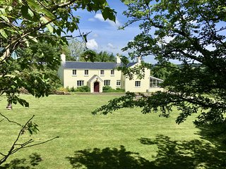 Stockham Farm, Dulverton - Comfortable holiday cottage for up to 4 guests in rur
