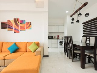 Fully Furnished 2 Bedroom Apartment with Sea View