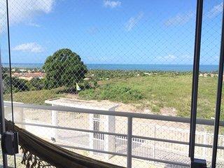 Apartamento Vista para o Mar próximo ao Axé Moi