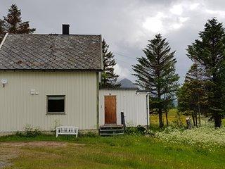 White home, Haugerud