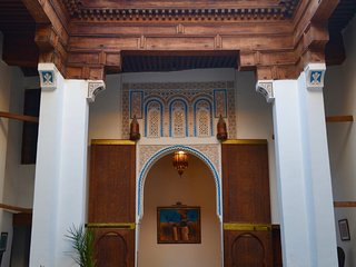 Dar Alexander, Beautiful Riad in Fez Medina, Morocco