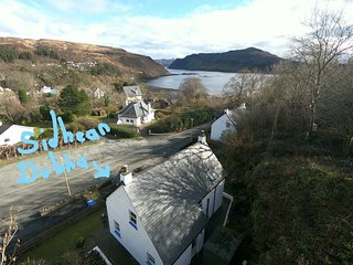Sidhean Dubha Holiday Home Central Portree