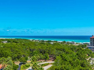 10% Spring Discount!! Stunning Gulf View/2 King Beds/TOPS'L Beach and Racquet Re