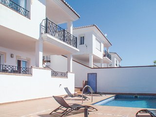 Nice home in Torrox Costa w/ Outdoor swimming pool, Outdoor swimming pool and 3
