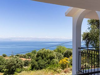 Ionian Blue Sea View Maisonette 1