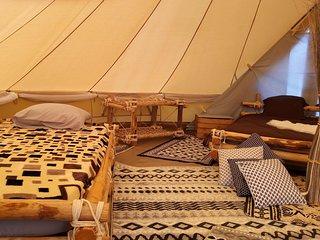 Camp Glamping 'Tupiq aluk'