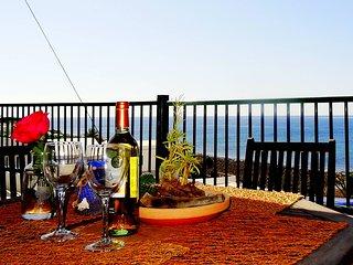 Apartamento el Pescaito con vista al mar en Playa Quemada