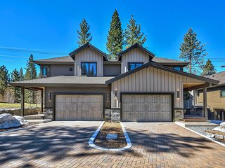 Brand New 4 Br Luxury Home Minutes From Lake Tahoe