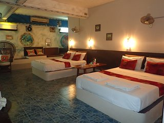 Koh Tao, Apt 65m², Private terrace, 1-7 Pers.