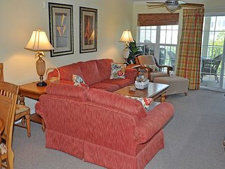 OCEAN VIEW LUXURIOUS AND LOVELY CONDO ON THE MARSH IN WINDY HILL BEACH!