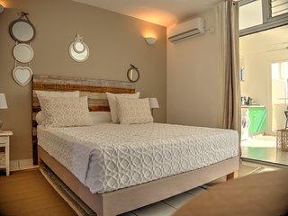 Joli appartement*mer*marina*tres apprecie*Qualite***Resid.etoilee Les Boucaniers
