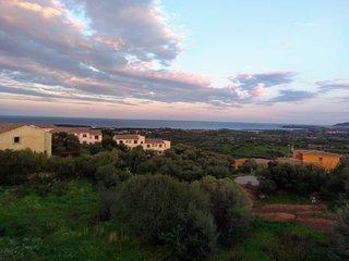 Appartamento con meravigliosa vista sul mare