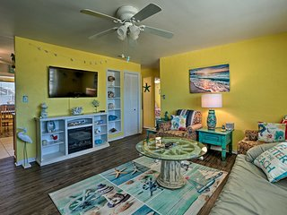 Vibrant Ormond Beach House - Walk to Ocean