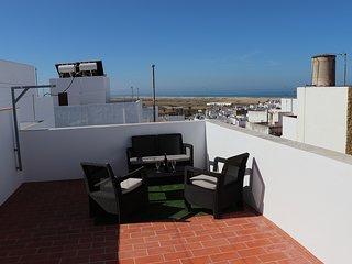 Apartamento planta baja con terraza