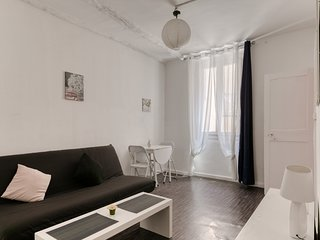 Studio in the heart of the VIEUX NICE