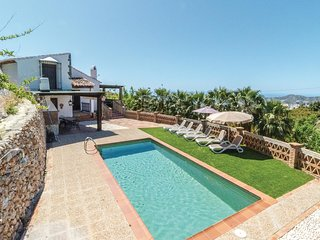 Awesome home in Frigiliana w/ Outdoor swimming pool, Outdoor swimming pool and 3