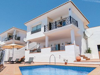 Beautiful home in Torrox Costa w/ Outdoor swimming pool, WiFi and 3 Bedrooms