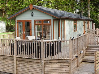 Woodside Lodge, White Cross Bay Holiday Park