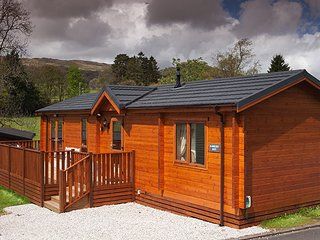 Ramblers Rest Lodge, Limefitt Holiday Park