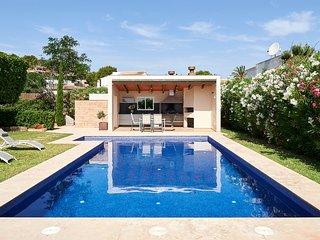 Beautifully designed modern villa.