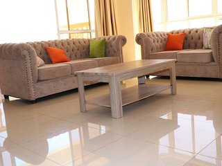 Here is fully furnished and serviced 1 bedroom apart. at Diani Mombasa