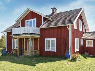 Beautiful home in Rydaholm w/ 2 Bedrooms