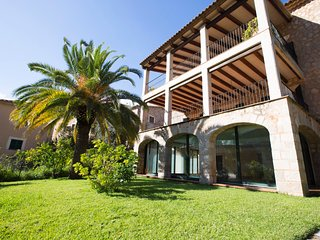 CIRCE-Outstanding Majorcan house in the middle of the Sierra de Tramontana