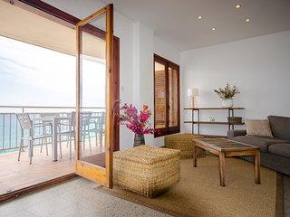 Apartamento en primera linea de mar