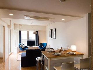 EXCLUSIVE 2-Bedrooms APARTMENT 75m2 in HARAJUKU x OMOTESANDO x YOYOGI PARK side