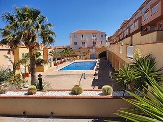 Caletillas Beach and Pool